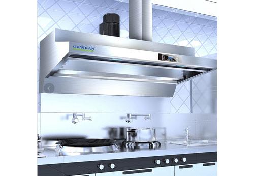 沈阳厨房排烟净化一体机