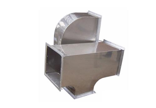 各种不锈钢/镀锌板排风管道