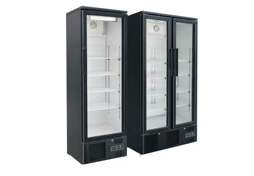 立式直冷加风机冷藏展示柜系列
