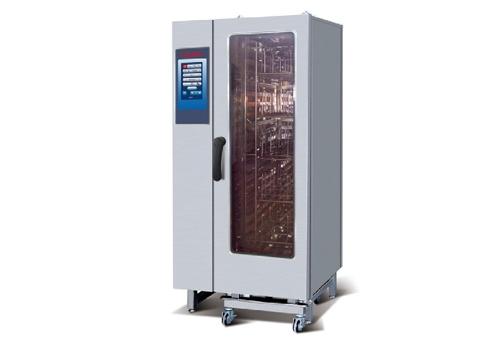 二十层触摸屏万能蒸烤箱TE201BQ1