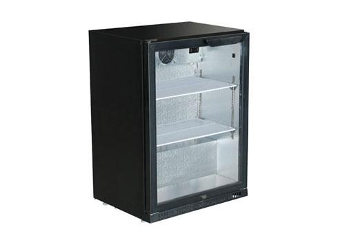 单玻璃门酒吧饮料柜