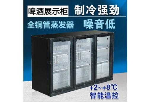 三门台式啤酒冷藏饮料柜
