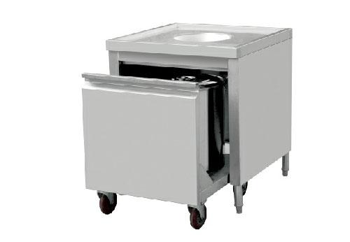 CSG残食柜连车