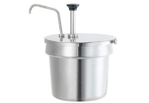 浇汁桶连泵