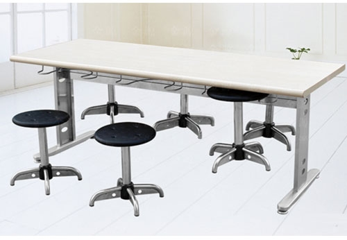 六座快餐桌椅系列