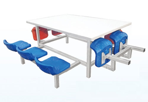 十座快餐桌椅系列